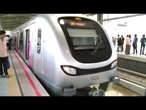 Mumbai Metro Inauguration Day Videos! Andheri Station Walkthrough!