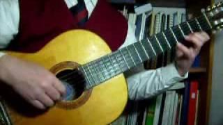 Branle de Poitou A. Le Roy, tocado por Miguel A. Gutiérrez