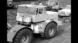Сельскохозяйственная техника СССР на параде 1976 года