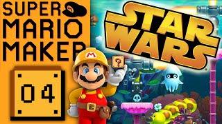 STAR WARS CANTINA THEME || AMAZING Super Mario Maker Levels || Mario Maker RAGE