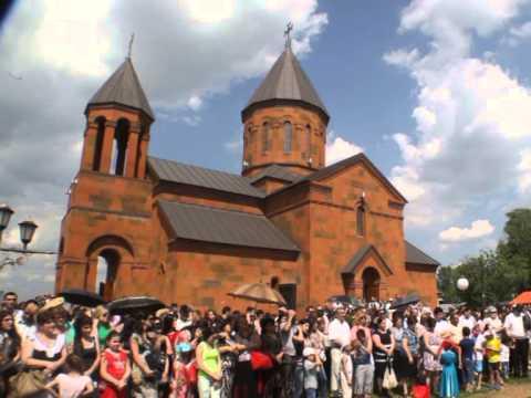Освещение Армянской Апостольской церкви