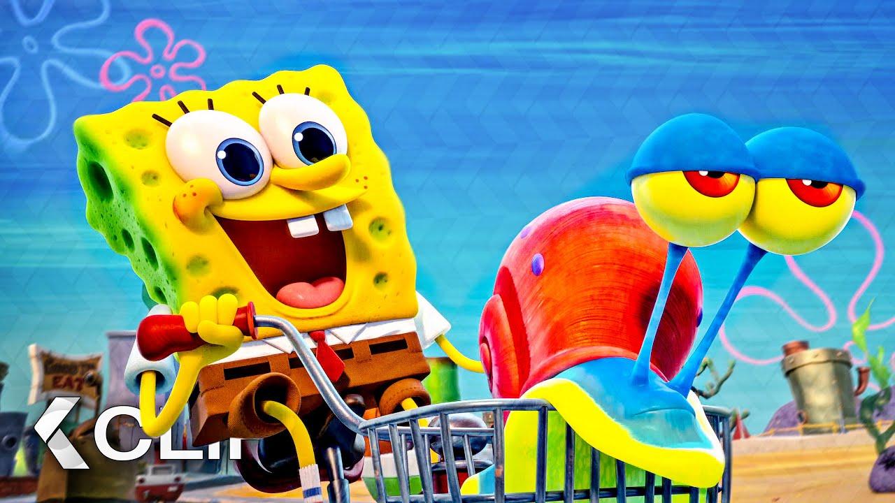 Spongebob Film 2021