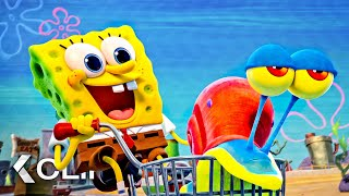 Protect Spongebob & Gary! - THE SPONGEBOB MOVIE: Sponge on the Run Clip & Trailer (2020)