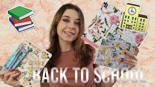 BACK TO SCHOOL 2018 - Haul przybory szkolne