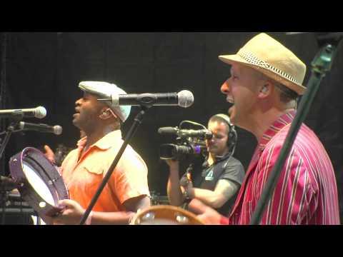 Orchestre National de Barbés Live - Sidi Yahia & Bnet Paris @ Sziget 2012