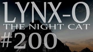"Lynx-O the Night Cat 200 - ""So Long, and Thanks for All the Loot"" - Modded Skyrim"