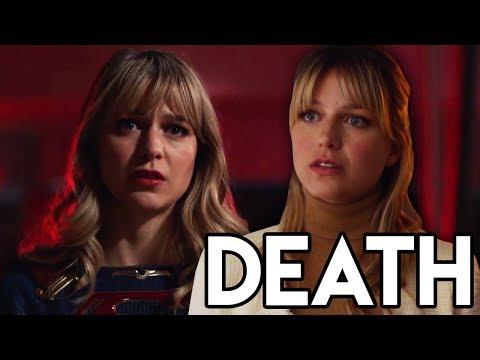 Supergirl MAJOR DEATH