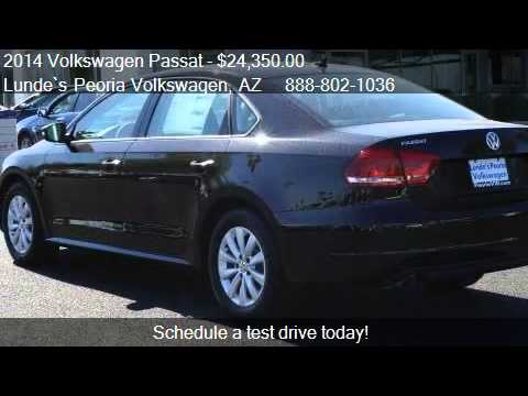2014 Volkswagen Passat Wolfsburg Edition PZEV - for sale in