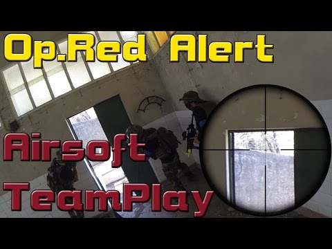 Op.Red Alert - Airsoft Teamplay