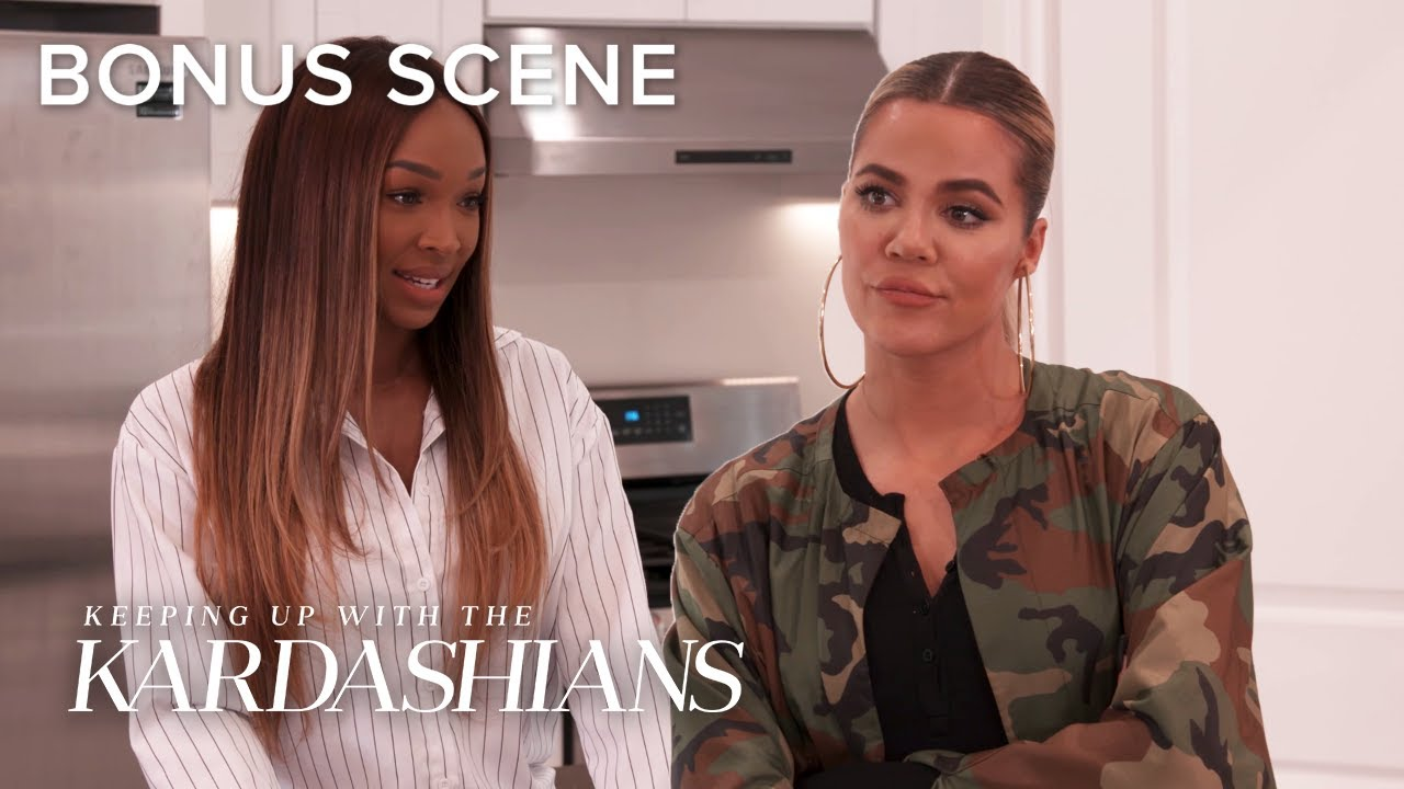 Can Khloé Kardashian Leave True With Tristan in Cleveland? | KUWTK Bonus Scene | E!