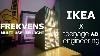 IKEA x Teenage Engineering Frekvens  LED