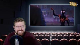 Мега Реакция №5 – Трейлеры – Человек-паук: Через вселенные, Сорвиголова, Оверлорд, Аквамен