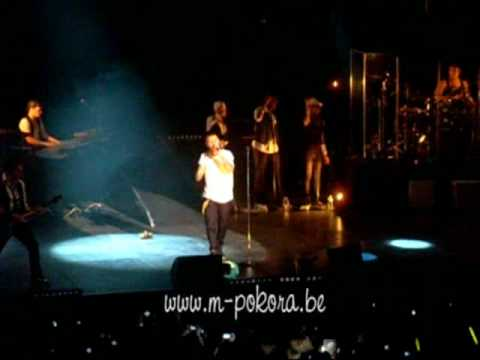 M Pokora Bercy 2008 - Why do you cry