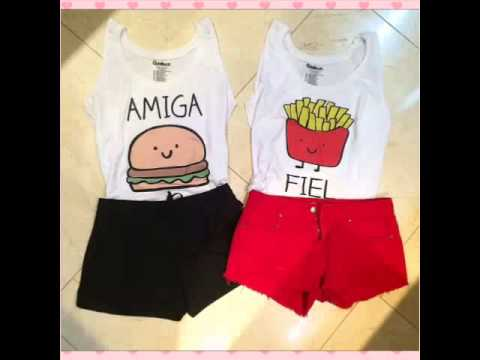 Ideas Decorar Camisetas