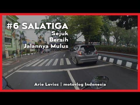 Jalan Jalan Di Kota Salatiga | Motovlog Indonesia CB150R