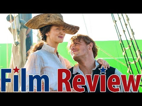 Outlander Season 3 Soundbyte Stars Sam Heughan & Caitriona Balfe on the tall ships scenes