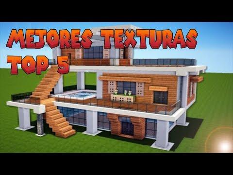 PACK DE TEXTURAS PARA MINECRAFT 1.12 / 1.12.2  L LOS MEJORES L TOP 5