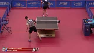 Alexey Liventsov vs Ruwen Filus - Qatar Open 2019