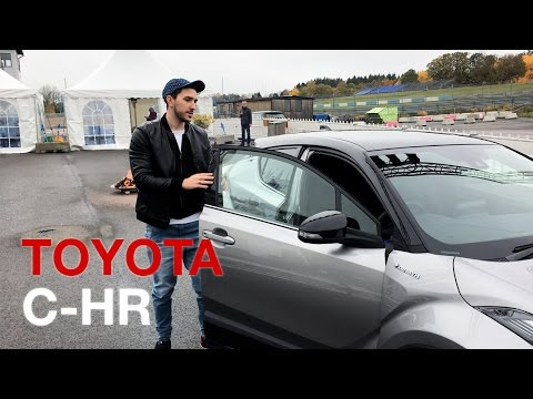 Toyota C-HR - Hands-on Test Drive