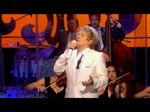 Rod Stewart  One night only-Part 7-The way you look tonight.avi mp3