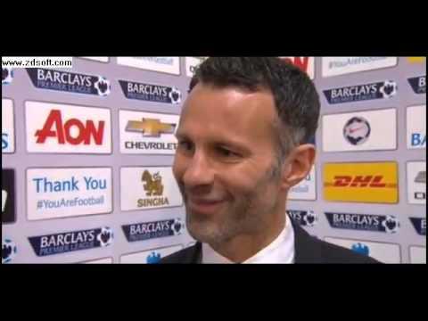 Manchester United 4 0 Norwich: Giggs hails Mata 'masterclass'