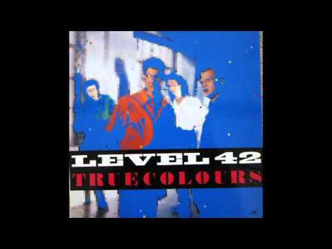 True Colours by Level 42 REMASTERED