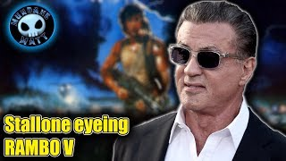 Stallone to fight the Cartel in RAMBO V