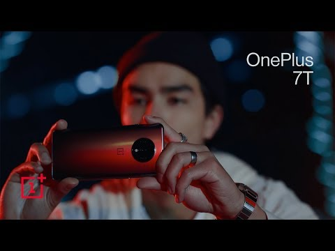 OnePlus 7T - Never Settle