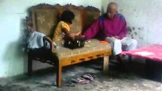 anak dan kakek