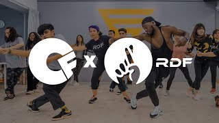Chris Fonseca x Redeafination crew || Collaboration Dance workshop