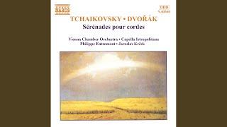 Serenade für Streicher, Op. 22, B. 52: IV. Larghetto