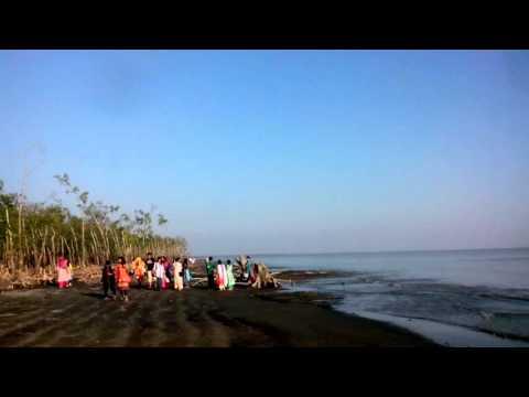 Kotka sea beach... Sundarban tour 2015