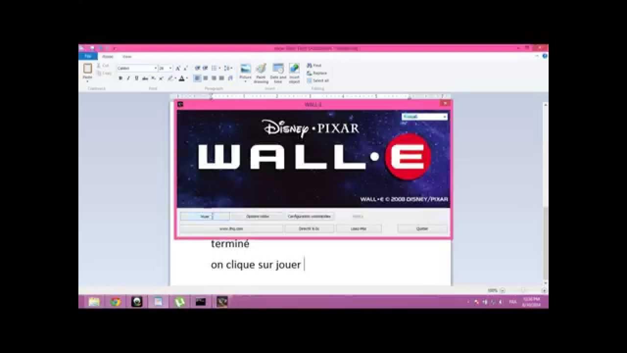 tuuto#1 : comment peut-on télécharger wall.e  pc version complète sur utorrent