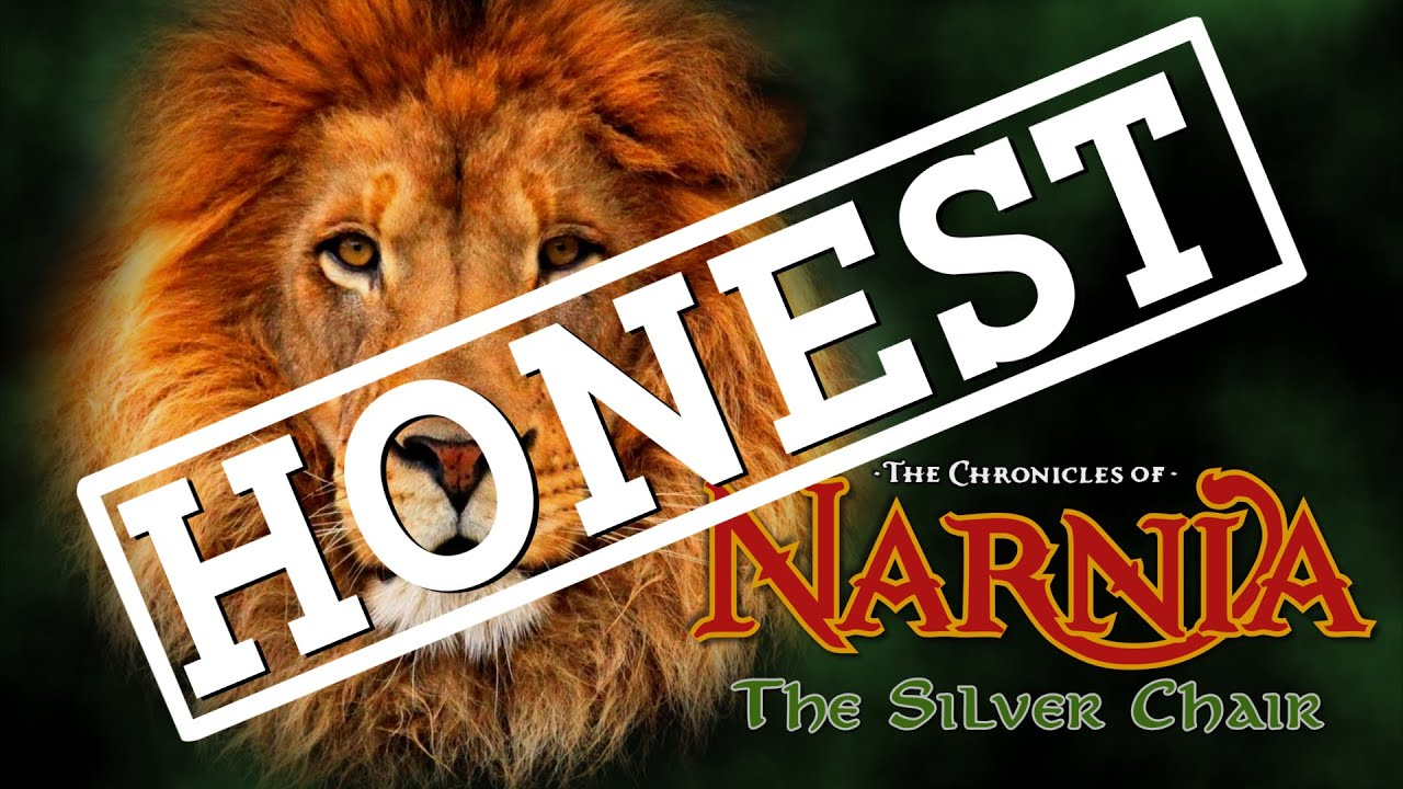 the chronicles of narnia silver chair cross back dining chairs uk honest trailers