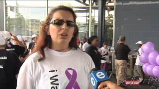 Walking for Epilepsy Awareness