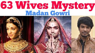63 Wives Mystery | Tamil | Madan Gowri | MG