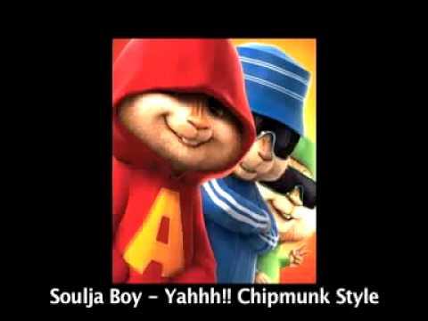 Chipmunks--Yahhh!