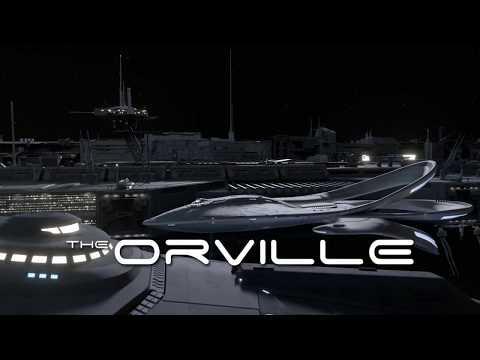 Star Trek : Orville - Voyager Edition