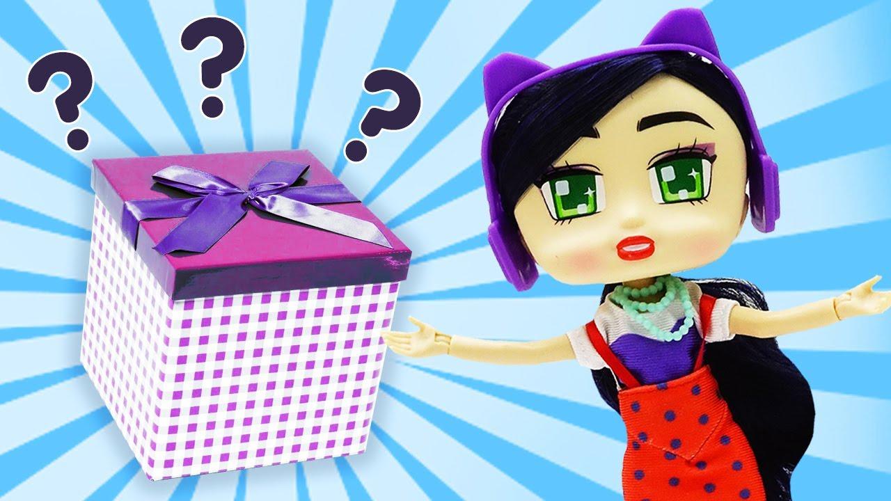 Boxy Dress Куклы Одеваться! Верхняя Одежда и Девушки | одевалки девушки мода