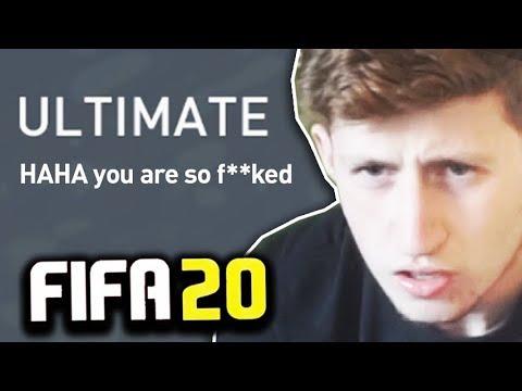ULTIMATE DIFFICULTY IS BROKEN - FIFA 20