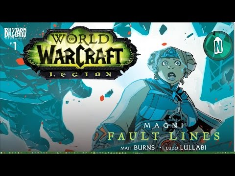 World of Warcraft Legion Animated Comic | Magni Fault Lines #1