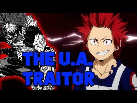 Kirishima Is The Traitor My Hero Academia Theory Youtube