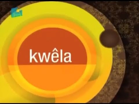 Kwela talks to Karin Hougaard (Part 1) ENGLISH SUBTITLES