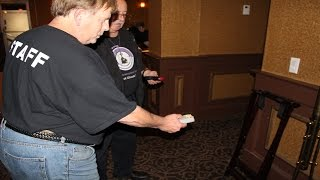 Paranormal Investigation at The Sherwood Hotel