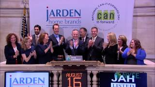 Jarden Corporation Celebrates 3rd Annual Can-It-Forward Day at Union Square Greenmarket