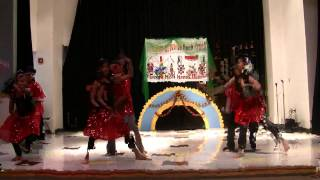 VWRC  Holi Ugadi 2010 - Disco Medley Older Kids