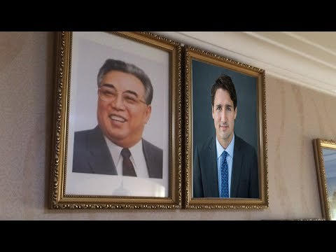 Justin Trudeau's Cult Of Personality