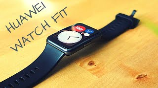Huawei Watch Fit Hands-ON Review: A Good Sports Watch With a few Serious Drawbacks!