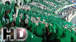 TIFO Frente Radical Verdiblanco Cantos Deportivo cali vs Peñarol 0-1 copa sudamericana