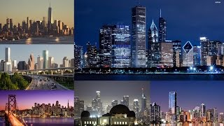 Top 10 Skylines in The US - 2017 thumbnail